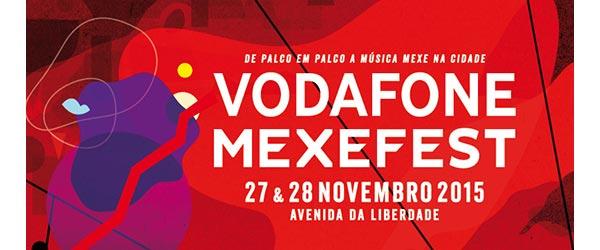 Vodafone Mexefest 2015 | Antevisão