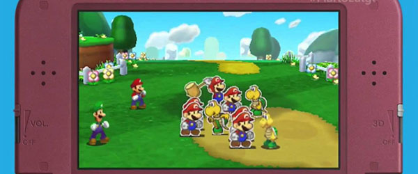 Mario & Luigi: Paper Jam Bros. | Análise