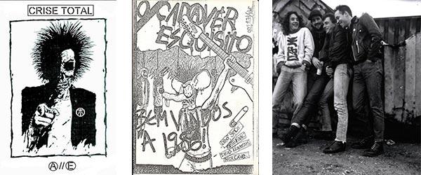 Bastardos – Trajetos do punk português (1977-2014)