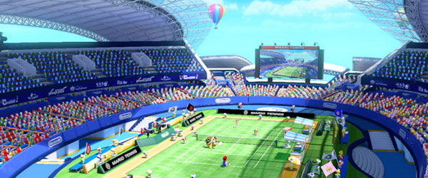 Mario Tennis: Ultra Smash