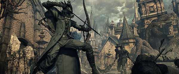 The Old Hunters, a expansão de Bloodborne