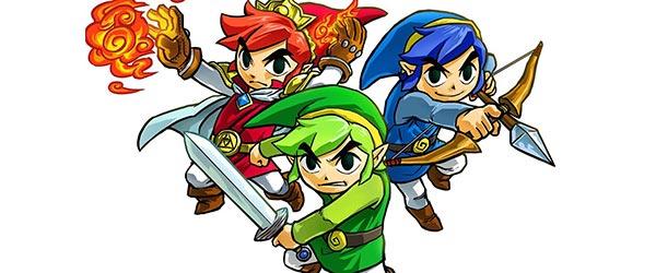 Legend of Zelda: Tri Force Heroes   Análise