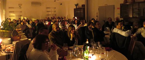 Jantar vínico na Herdade da Barrosinha