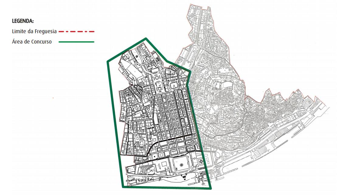 MUDE: Requalificação das esplanadas da Baixa e Centro Histórico