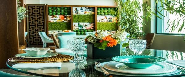Natal à mesa no Organic Caffe