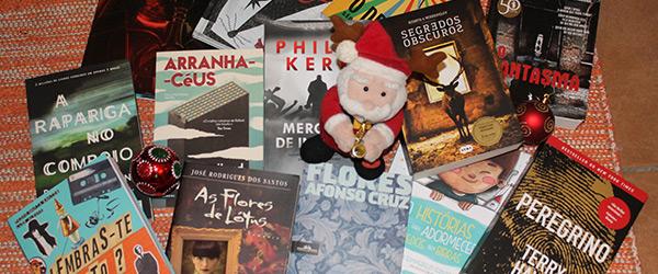Livros para o Natal