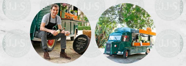 The Jameson Food Truck