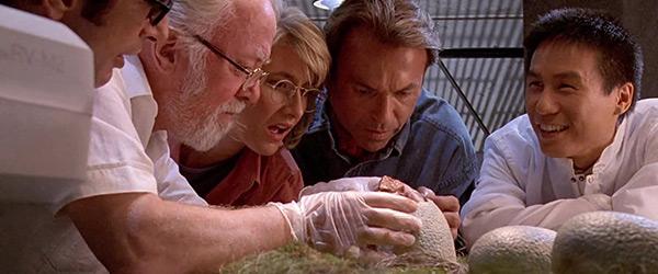 De Jurassic Park a Jurassic World