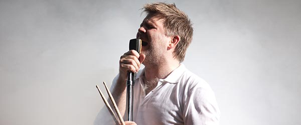 LCD SOUNDSYSTEM NO VODAFONE PAREDES DE COURA 2016