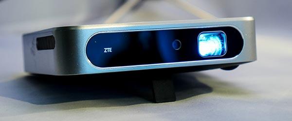 Smart Projector ZTE SPRO2