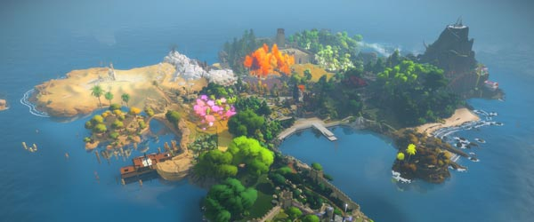 The Witness | Análise