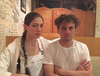 Chairlift   Entrevista