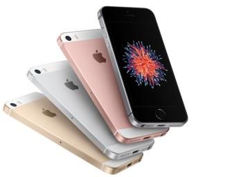 iPhone SE e iPad Pro