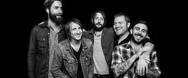 BAND OF HORSES CONFIRMADOS NOS ALIVE'16