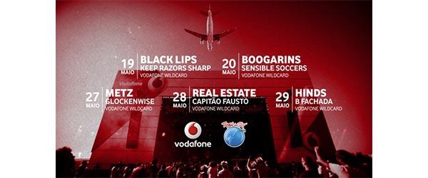 Palco Vodafone do Rock in Rio-Lisboa 2016