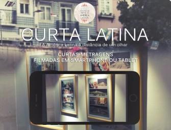 """1ª edição da """"Curta Latina"""""""