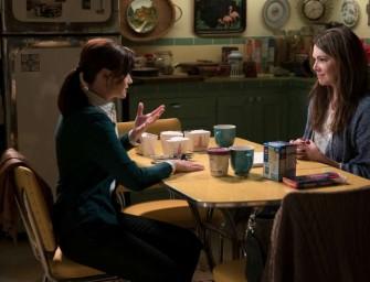 O regresso de Gilmore Girls