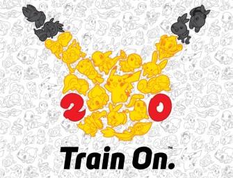 Evento 20 anos Pokémon