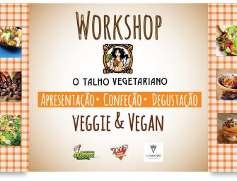 Workshop d'O Talho Vegetariano