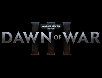 Warhammer 40,000: Dawn of War III em Produção