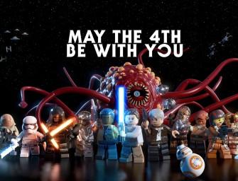 Trailer revela novas aventuras para LEGO Star Wars: The Force Awakens