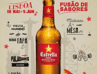 7ª edição da Rota de Tapas Estrella Damm regressa com Fusão de Sabores