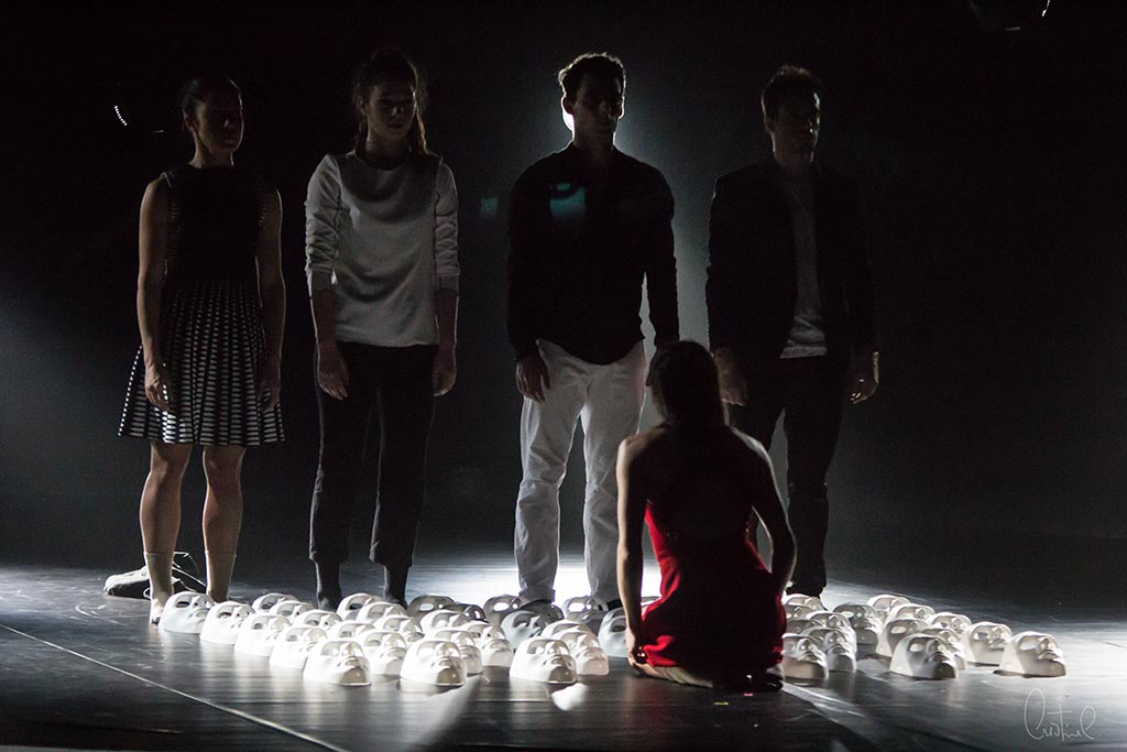 """DISCONNECT"" – QUORUM BALLET"