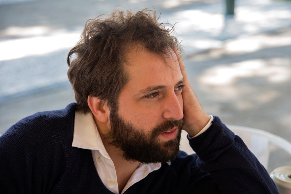 Entrevista Gregorio Duvivier