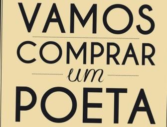 """""""Vamos Comprar um Poeta"""" de Afonso Cruz"""