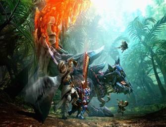 Monster Hunter: Generations Chega no Dia 15 de Julho a Portugal