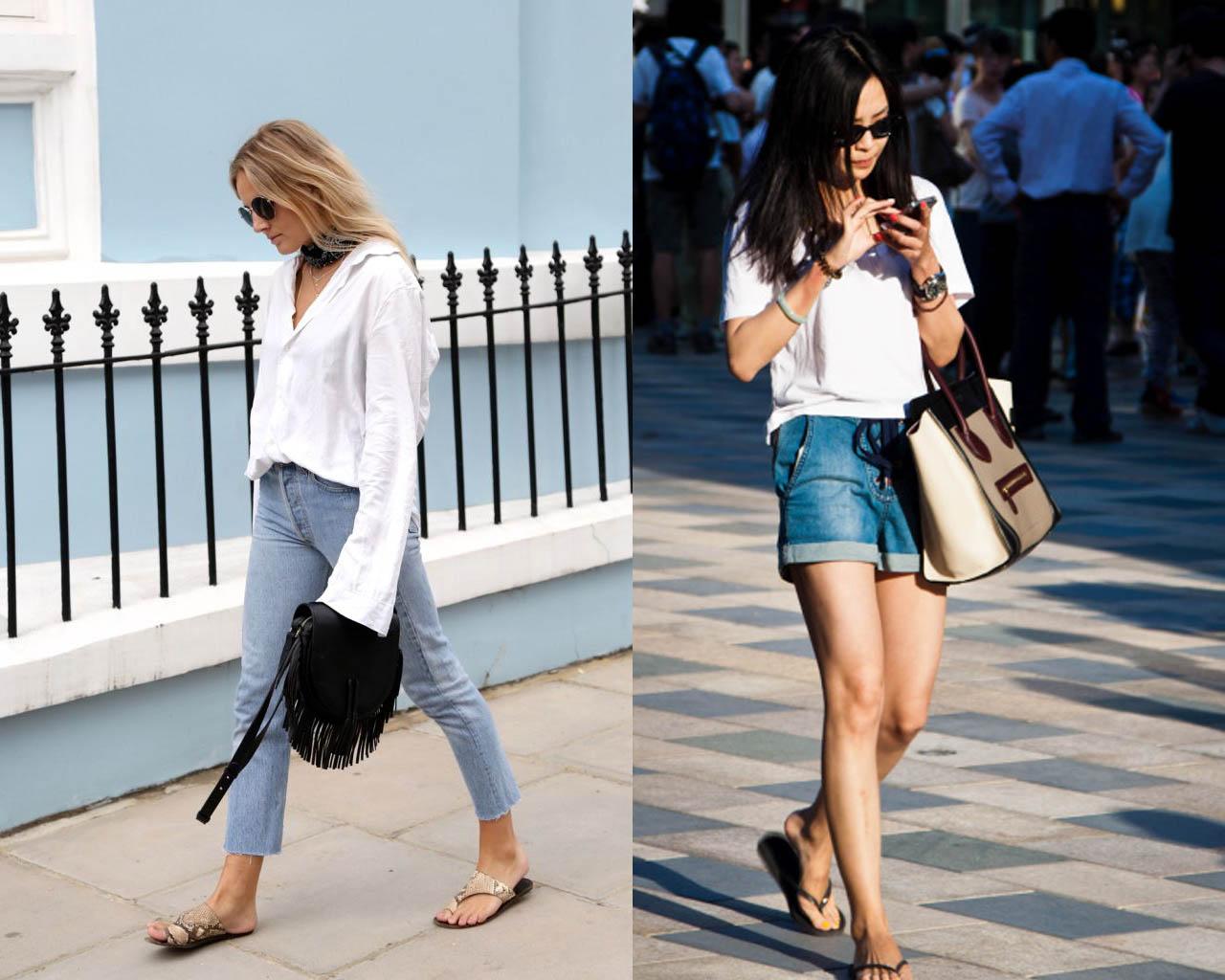 sincerely jones flip flops havaianas summer white chic trendy summer 2016 rua de baixo ana amaro portugal