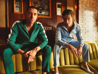 """The Last Shadow Puppets   """"Everything You've Come to Expect"""""""