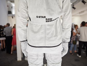 G-Star RAW Research de Aitor Throup