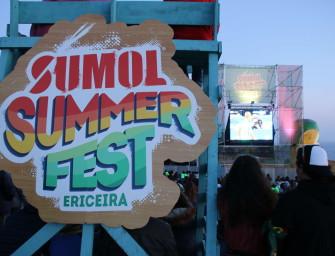 Sumol Summer Fest 2016: Day One