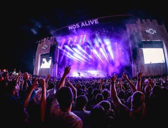 NOS Alive! 2016 | A Antevisão