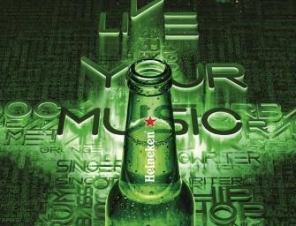 Heineken – Live Your Music
