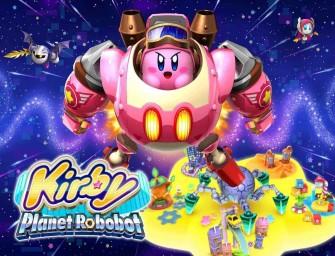 Kirby: Planet Robobot   Análise