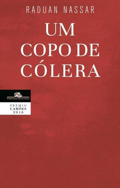 """""""Um Copo de Cólera"""" de Raduan Nassar"""