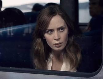 A Rapariga no Comboio – Trailer
