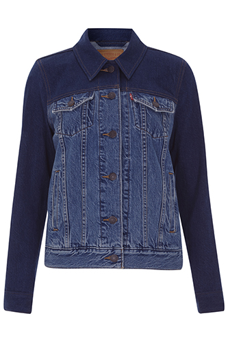 LEVI'S TRUCKER JACKET_WOMEN_I
