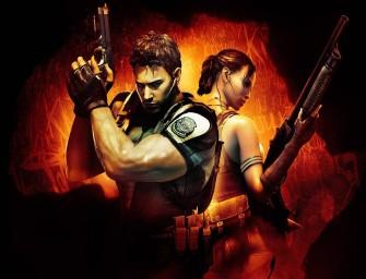 Resident Evil 5 – PS4   Análise