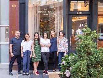 Josefinas inaugura a primeira loja em Nova Iorque