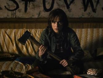 "Estreia hoje ""Stranger Things"" – Netflix"