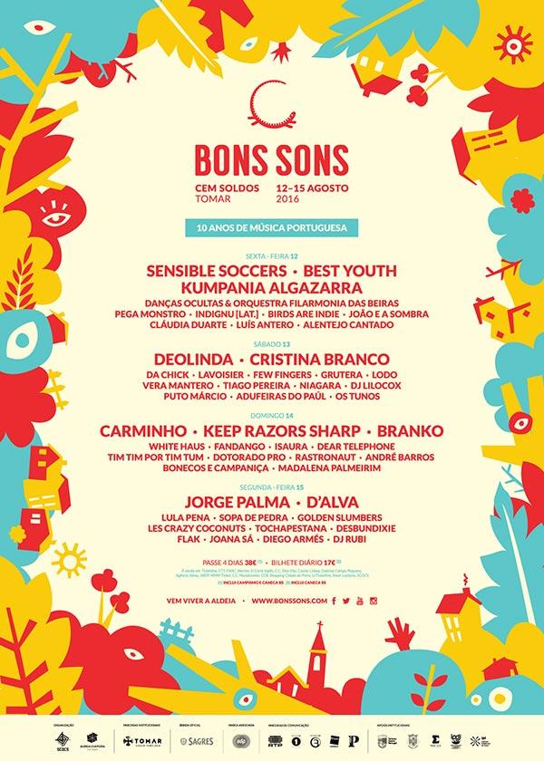 Bons Sons 2016