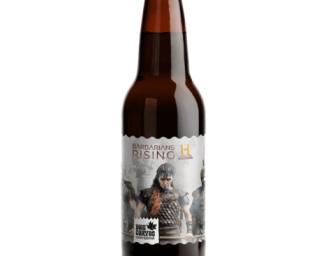 'Barbarians Rising': a cerveja inspirada numa nova série