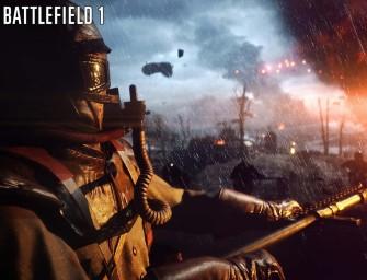 Terminada a Open Beta de Battlefield 1 fica a vontade de jogar mais