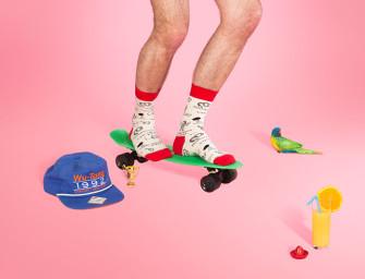 Wasted Rita & Happy Socks