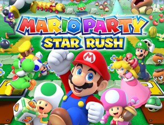 Mario Party: Star Rush | Análise