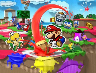 Paper Mario: Color Splash | Análise