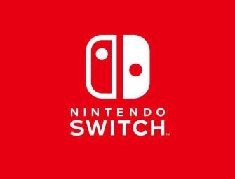 Nintendo revela Nintendo Switch